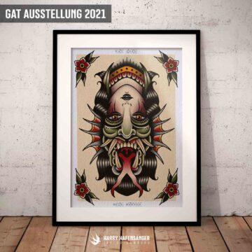 gat-2021-ausstellung-harry hafensänger-berlin-vernissage-tattoo-oldschool-hamburg-tattoostudio-holy-harbor