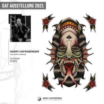 gat-2021-katalogseite-harry hafensänger-ausstellung-berlin-vernissage-tattoo-oldschool-hamburg-tattoostudio-holy-harbor