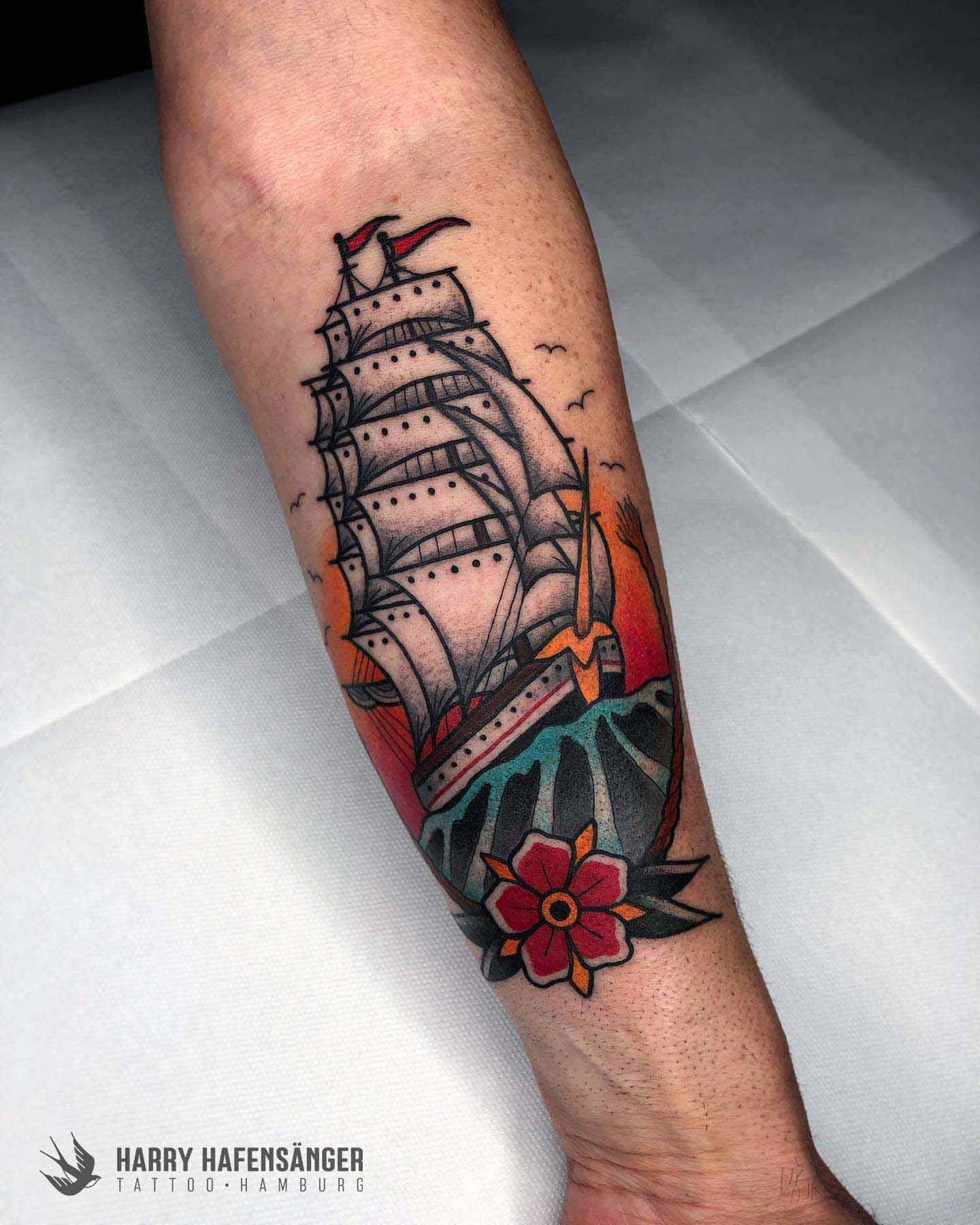 Kosten unterarm tattoo Wie viel